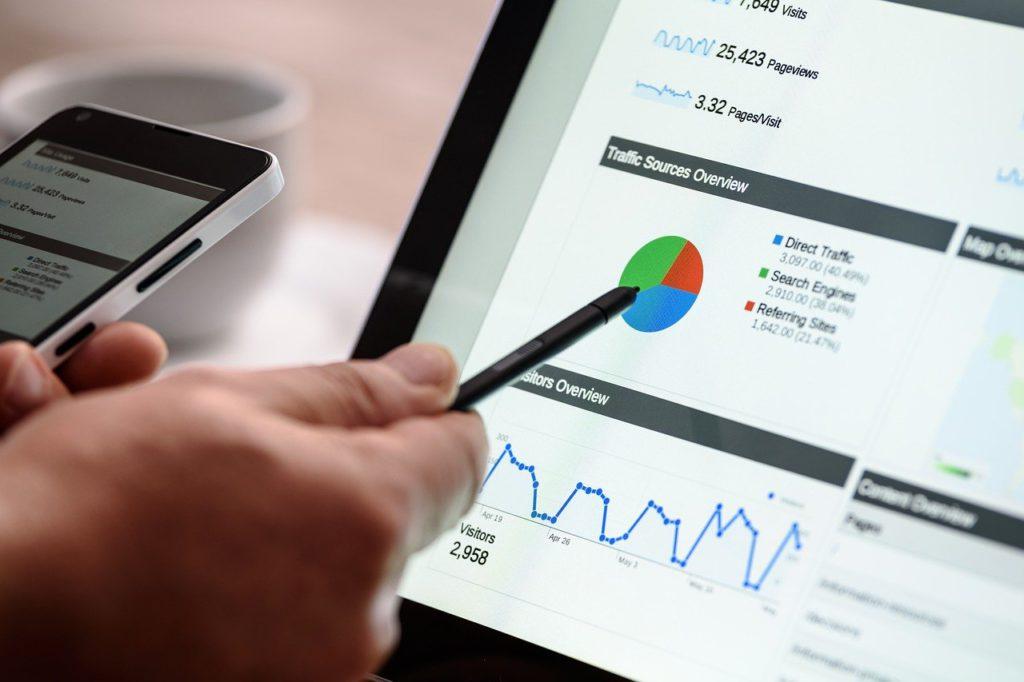 consultant seo analytics